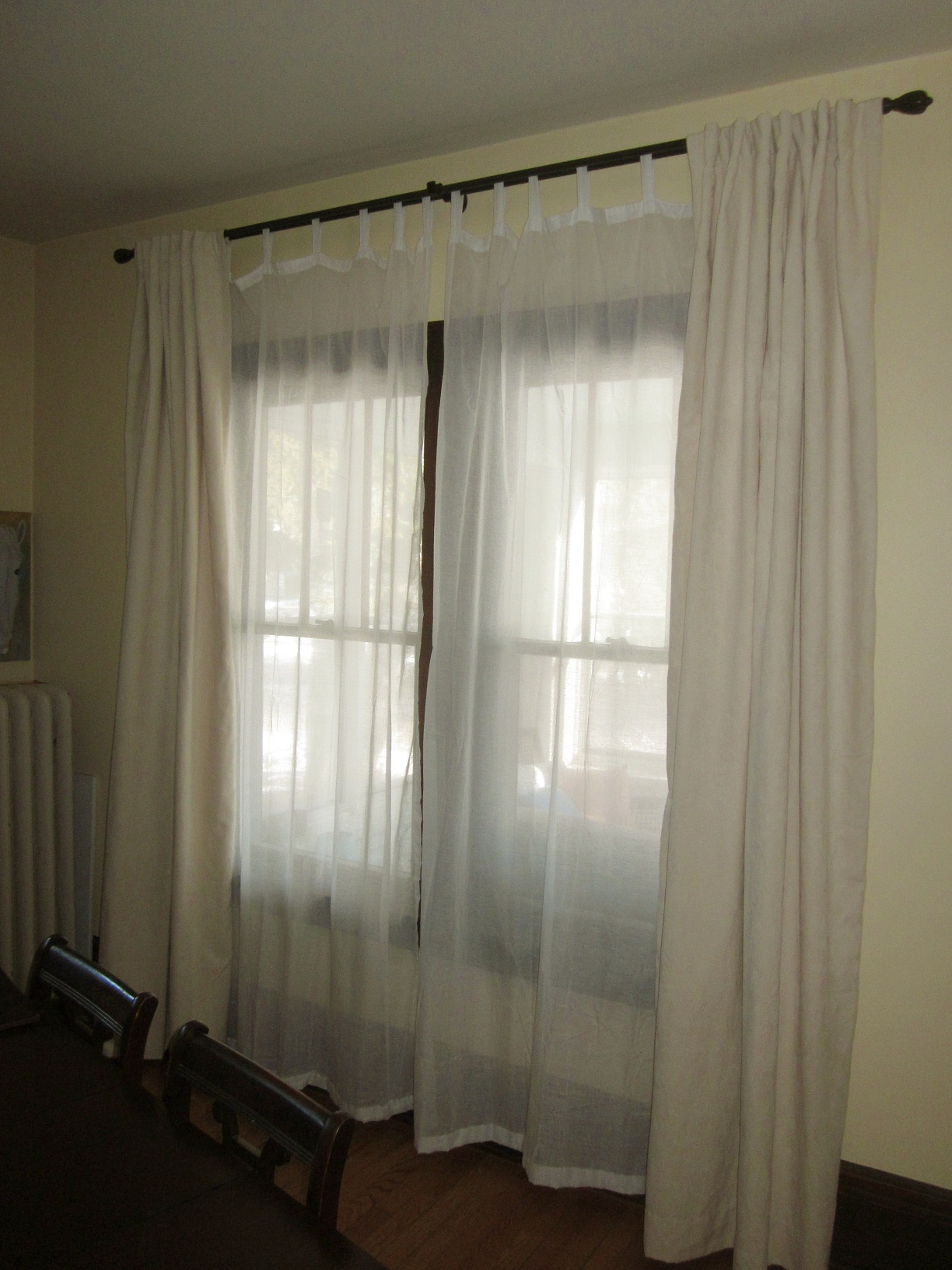 Dining Room Drapes D Oh I Y
