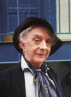 """After the first four years the dust doesn't get any worse."" - Quentin Crisp"