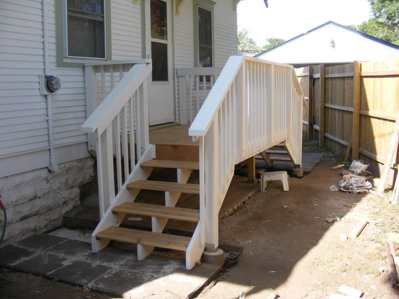 building steps 031