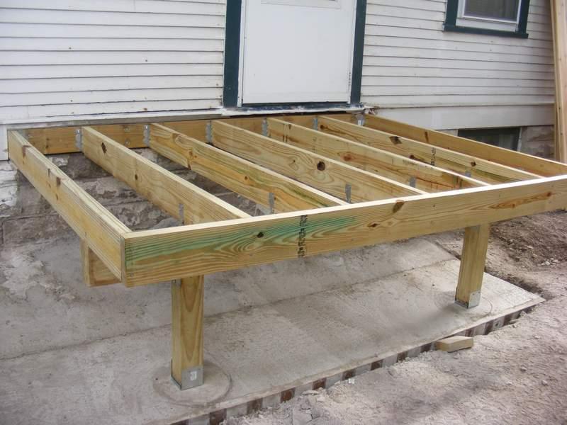 building steps 034