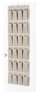 Whitmor Over-the-Door Shoe Organizer