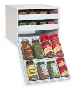 YouCopia SpiceStack Spice Bottle Cabinet Organizer