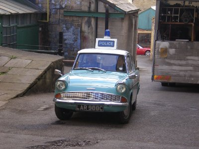 PANDA CAR?! Maybe in 1962! (image: http://www.classicvehiclesunlimited.co.uk)