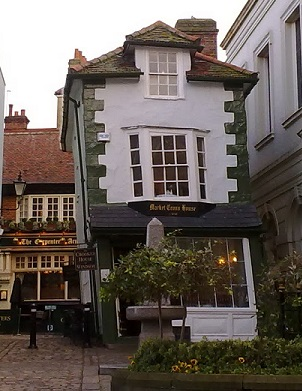 Market Cross House, Windsor