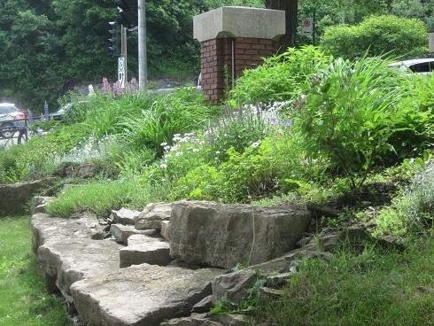 montreal rock garden