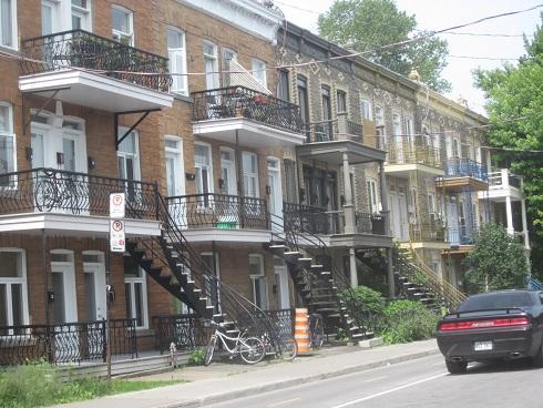 montreal steps