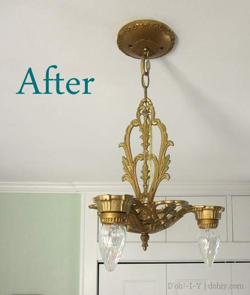 Replacing a Ceiling Light Canopy and Installing a Ceiling Light | D ...