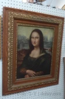 Larrys Mona Lisa