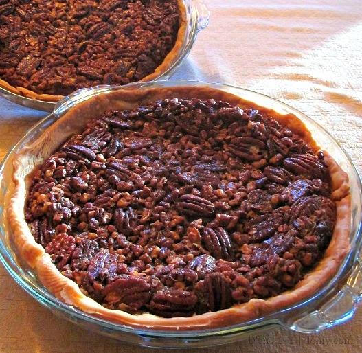 Velma's Pecan Pie