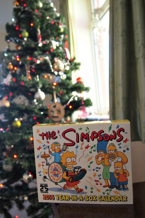 Simpsons Christmas