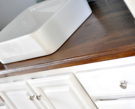 choosing a replacement countertop before hell freezes