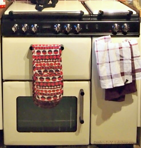 Helen's fancy cooker.