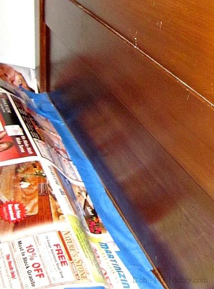 newspaper catch