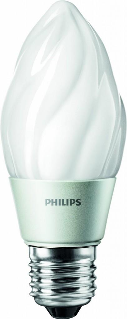 4.5W Philips Bulb (via)