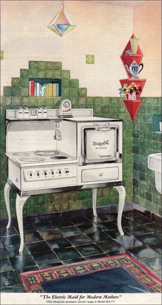 Hotpoint ad 1920s