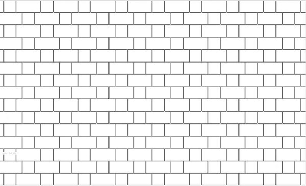 Alternating Brick Pattern (from the Tilejax Library)