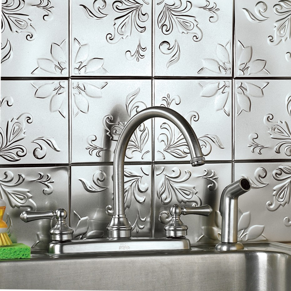 Peel And Stick Backsplash Tiles: Backsplash Backlash