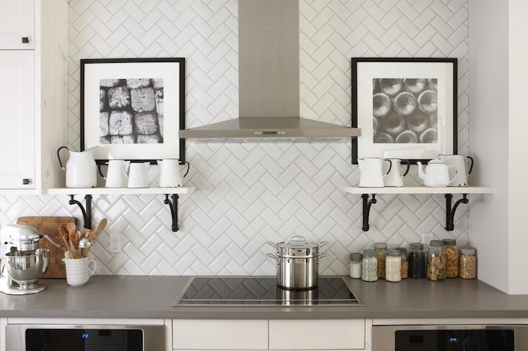 Sarah Richardson kitchen tile (as seen all over the internet)