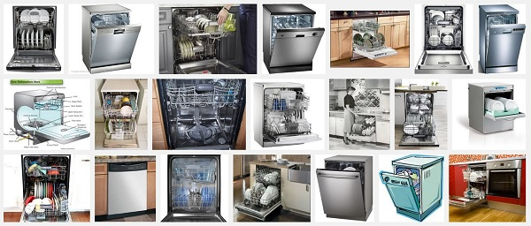 Dishwashers, more and more dishwashers.