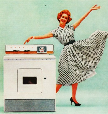 housewife-happy