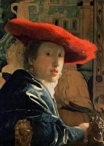 vermeer red hat