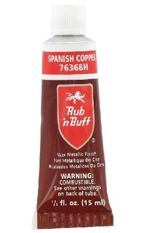 spanish copper rub n buff