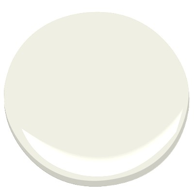 Benjamin Moore OC-125 Moonlight White