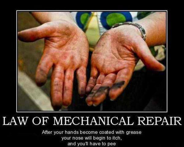 law of repair
