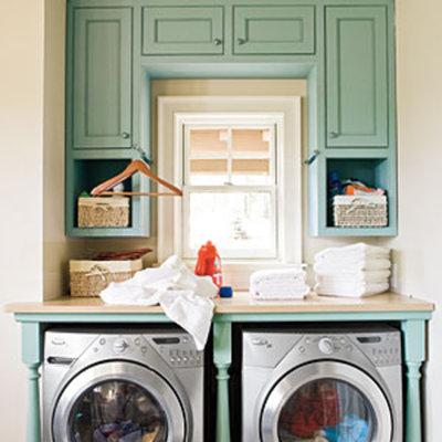 So not my laundry room (via)